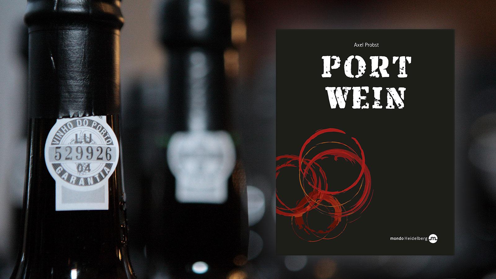 """Vintage Port & """"Portwein"""" von Axel Probst"""
