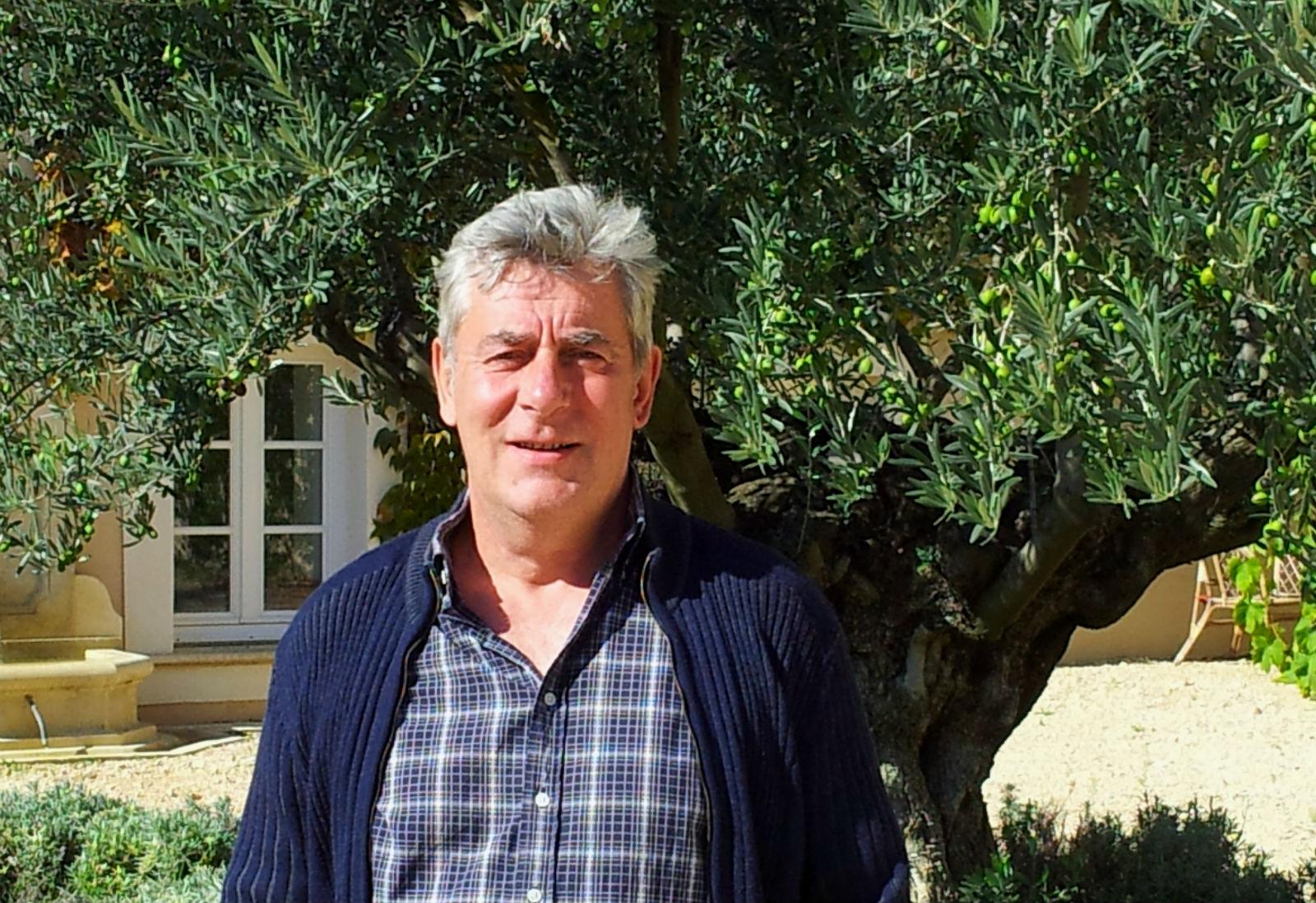 Spätberufener Winzer: Jérôme Barancourt